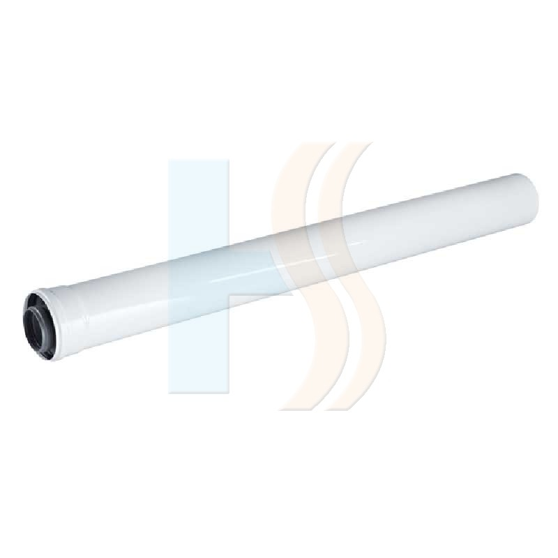 Baxi & Potterton 1 meter flue extension (60/100)