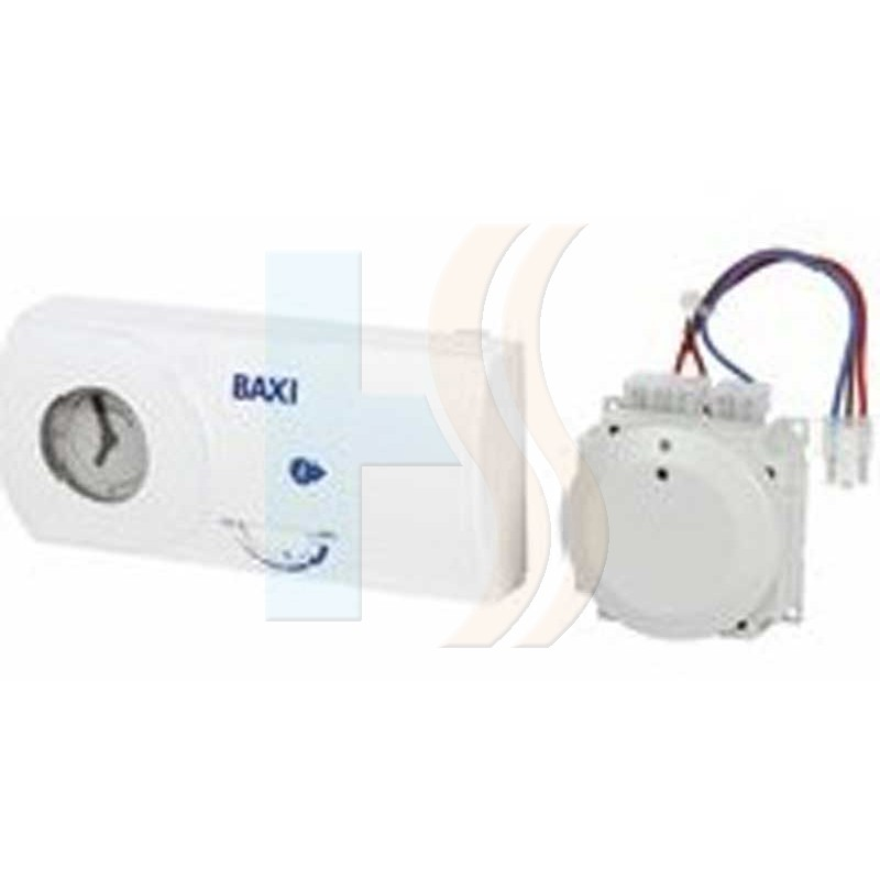 Baxi wireless electro mechanical timer room thermostat