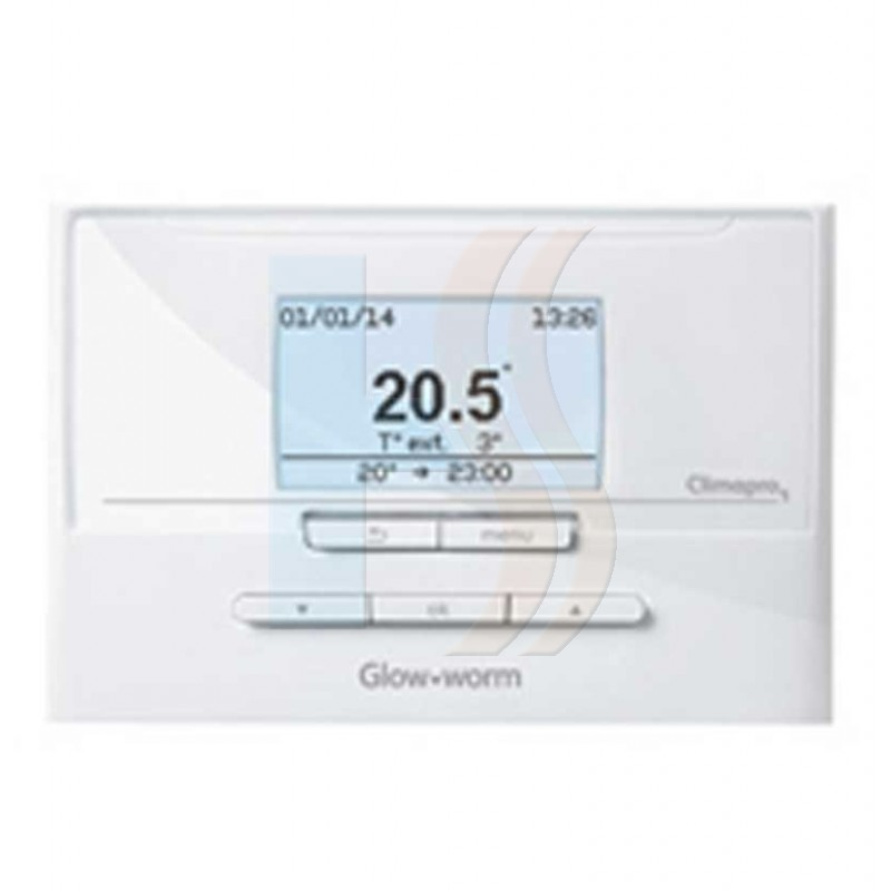 Glow-worm Climapro1 Programmable Room Thermostat