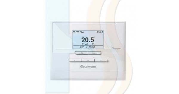 Programmable Room Thermostat For Combi Boiler Climapro Rf