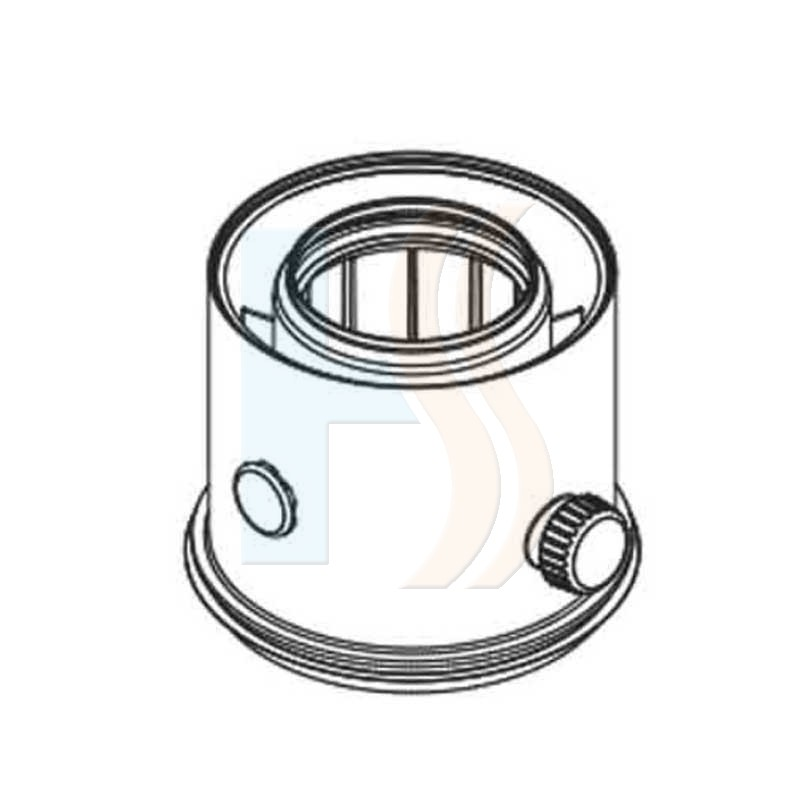 Ideal 208175 Vertical Flue Connector