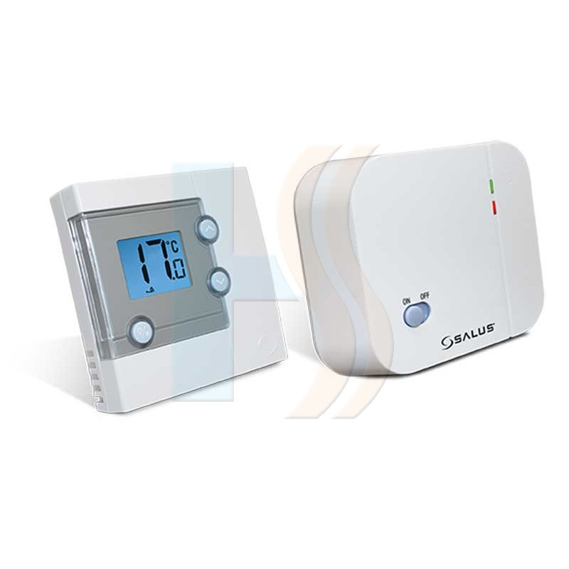 Salus Wireless Room Thermostat RT300RF Pack