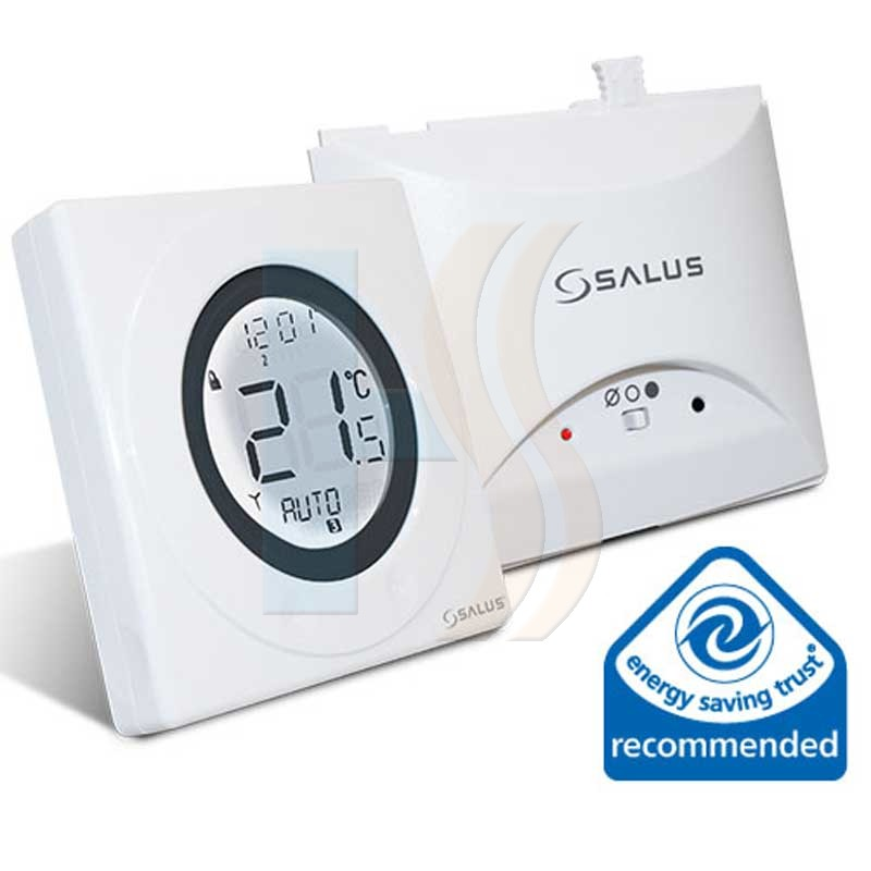 Salus Worcester Plug In Programmable Room Thermostat ST620WBC