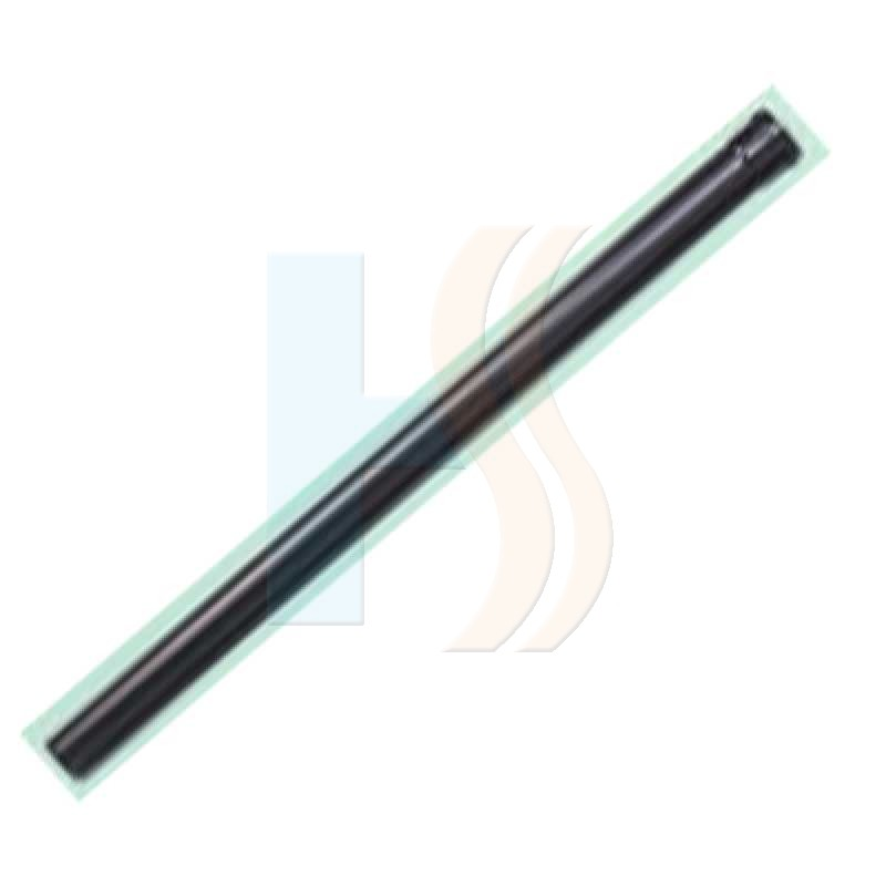 Vaillant 1 meter black plume extension