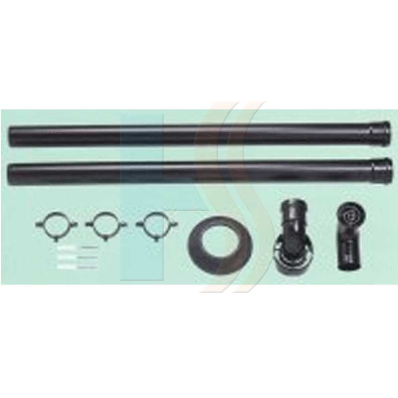 Vaillant black plume management kit