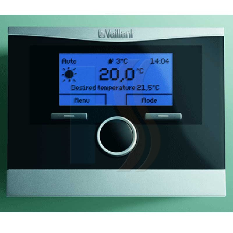 Vaillant VRC470F wireless digital weather compensator