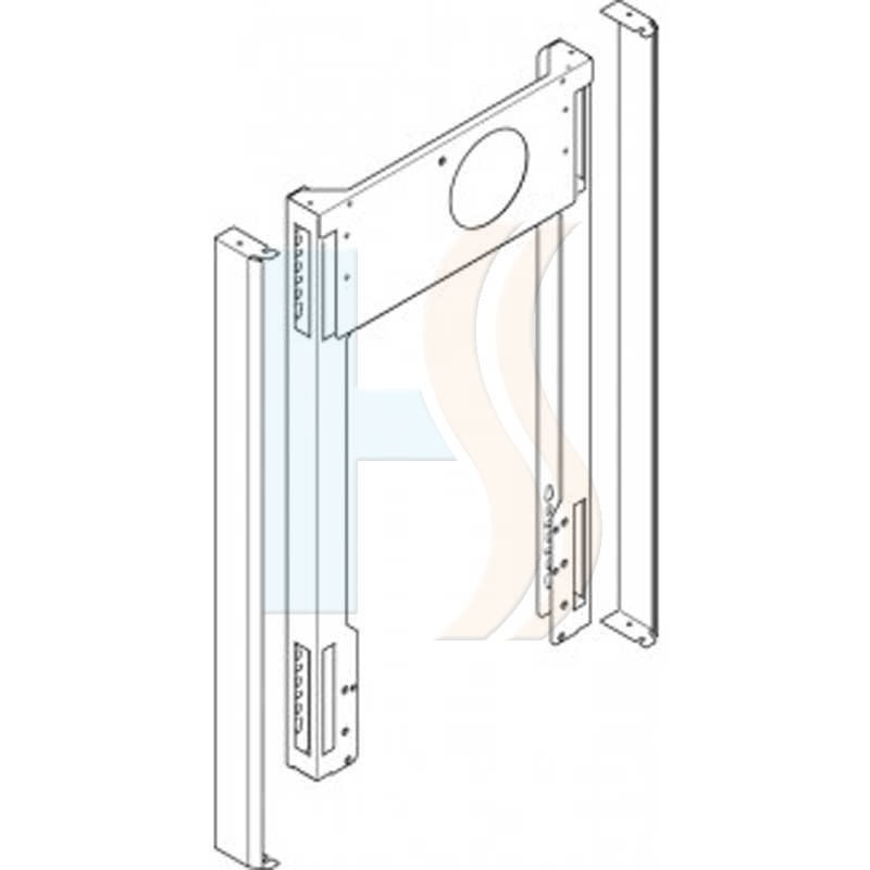Vokera spacing frame for Unica HE Mynute 25HE 30HE & 35HE