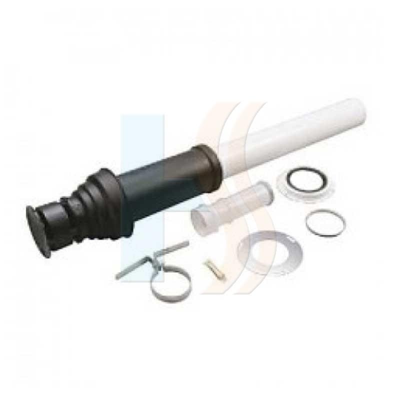 Worcester Highflow / FSB Vertical Flue Kit & Adaptor