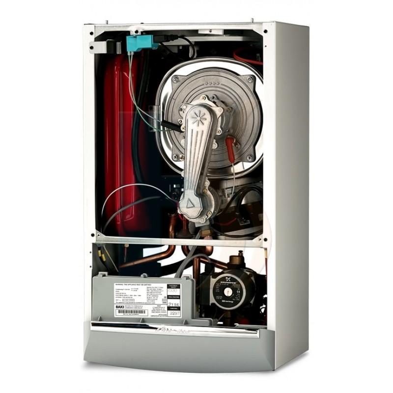Baxi duo tec 33he condensing combi boiler flue 7 for Manuale baxi duo tec