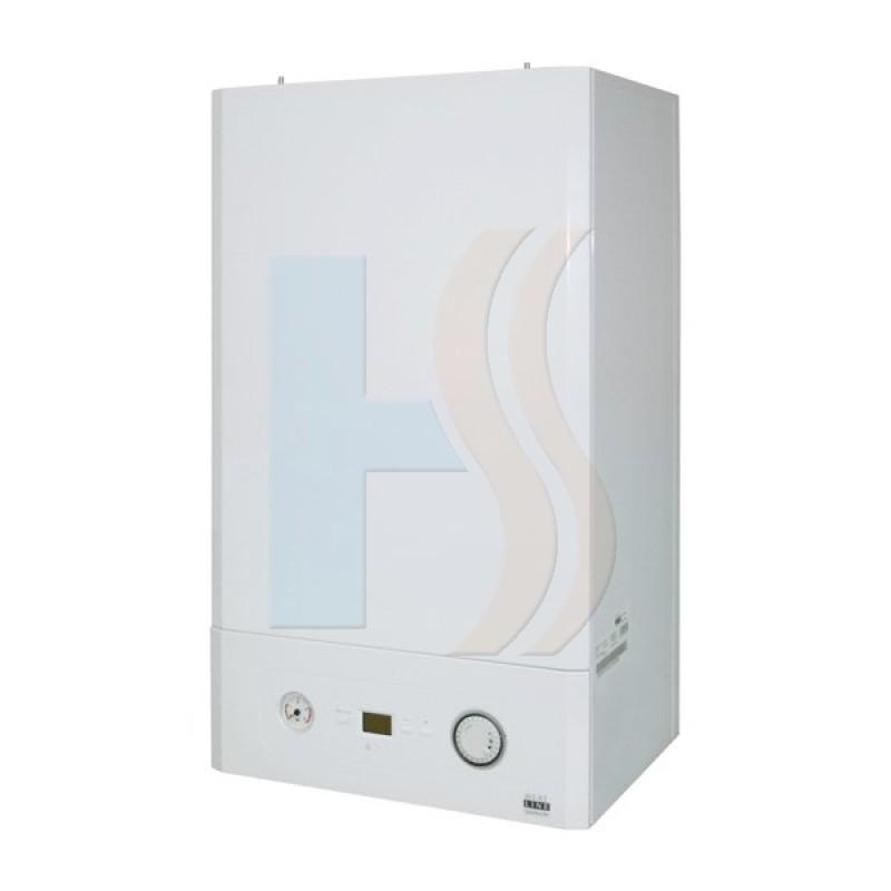 Heatline Capriz 2 24KW Condensing Combi Boiler, Clock & Flue