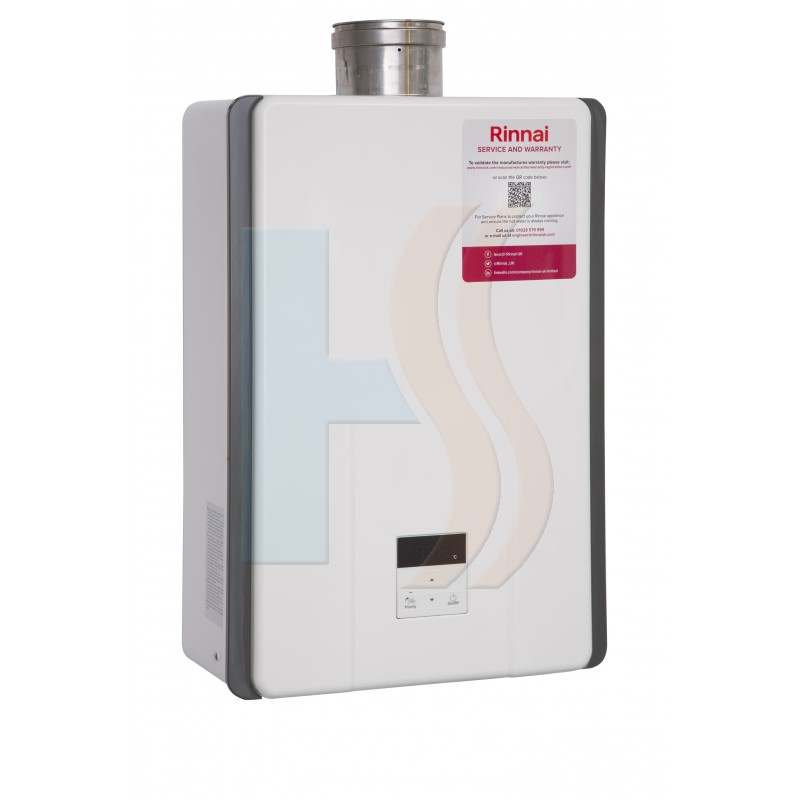Rinnai Infinity 11i Continuous Water Heater Including Flue