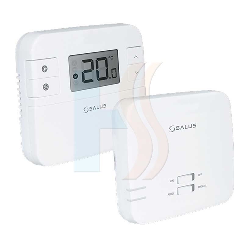 Salus Wireless Room Thermostat RT310RF Pack