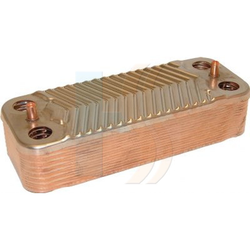Alpha 1.022221 DHW Heat Exchanger