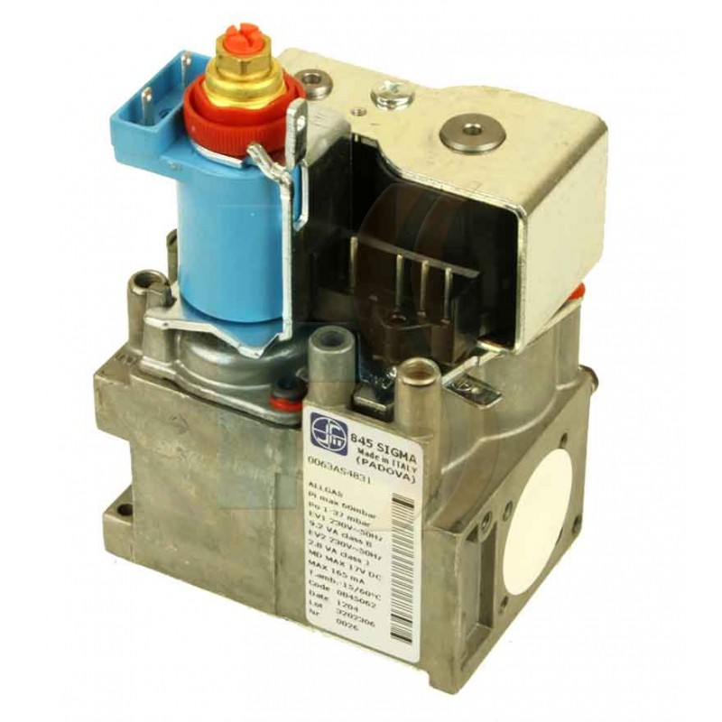 Ariston 65102047 Gas Valve - Sit 845 Sigma - From July 2000