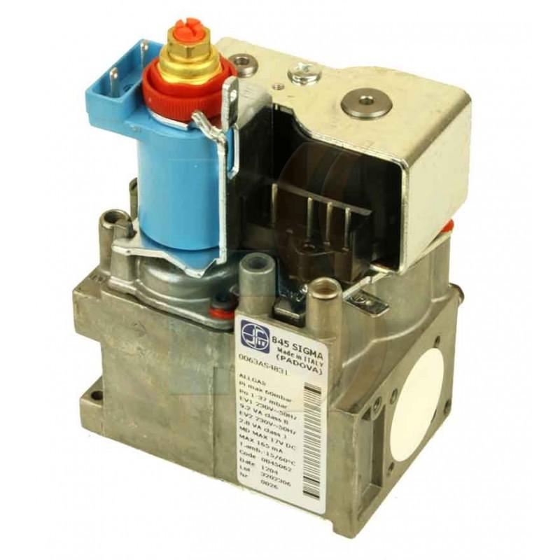 Ariston 65102047 Gas Valve - Sit 845 Sigma - From July 2000