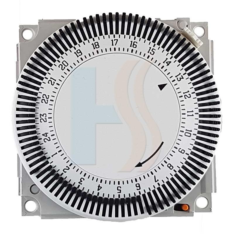 Glowworm 0020051514 Mechanical Clock