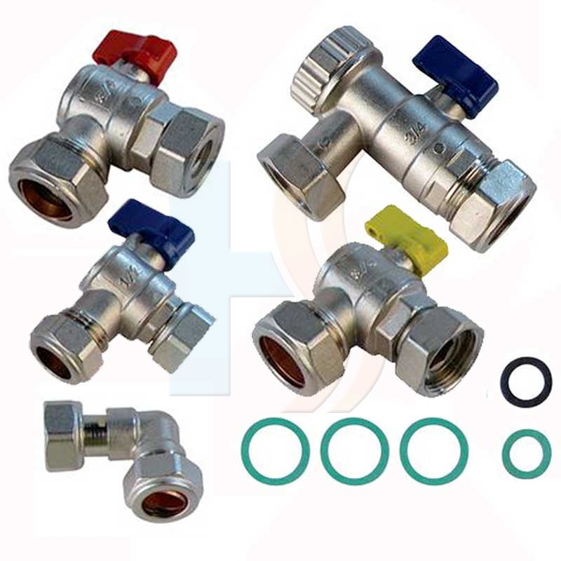 Heatline D002160280 Valve Set