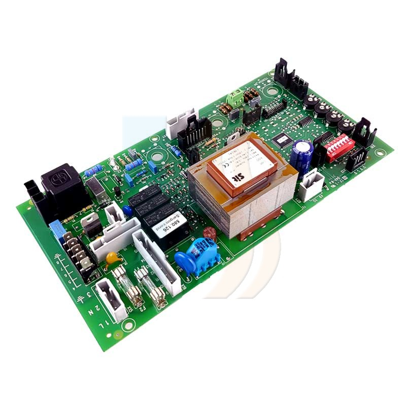 Heatline D003202166 PCB - Main Control Board Sit