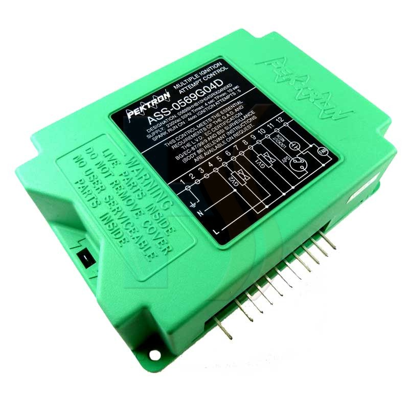 Powermax P769 PCB - Full Sequence Ignition Controller