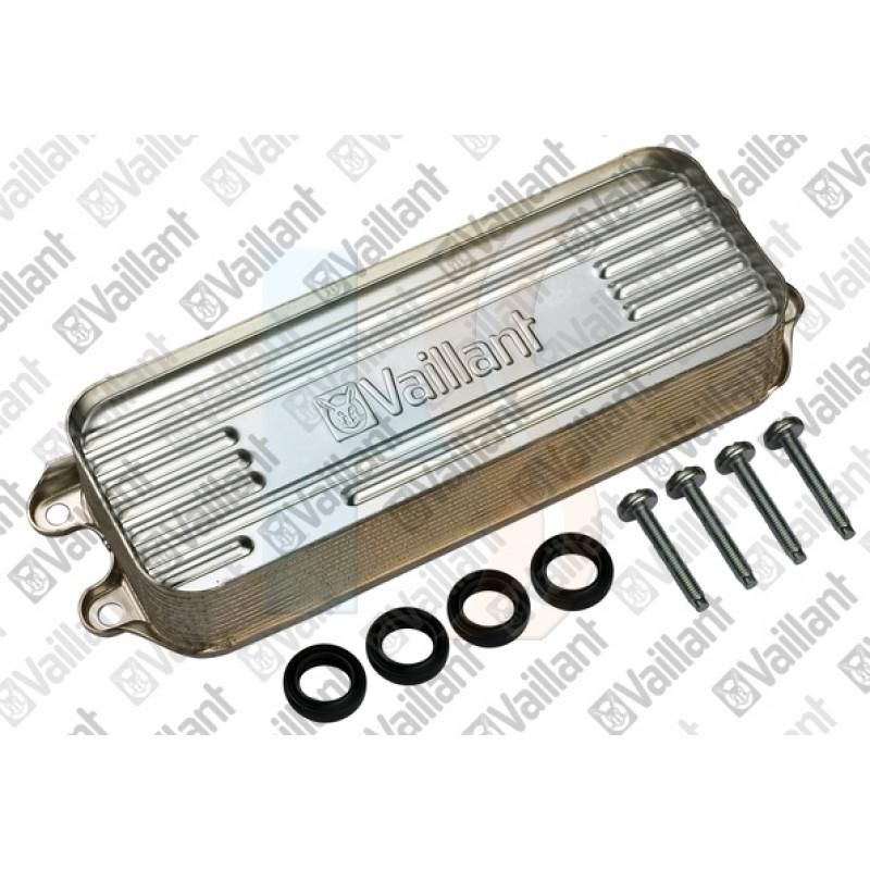 Vaillant 0020020018 Heat Exchanger - DHW 13 Plates
