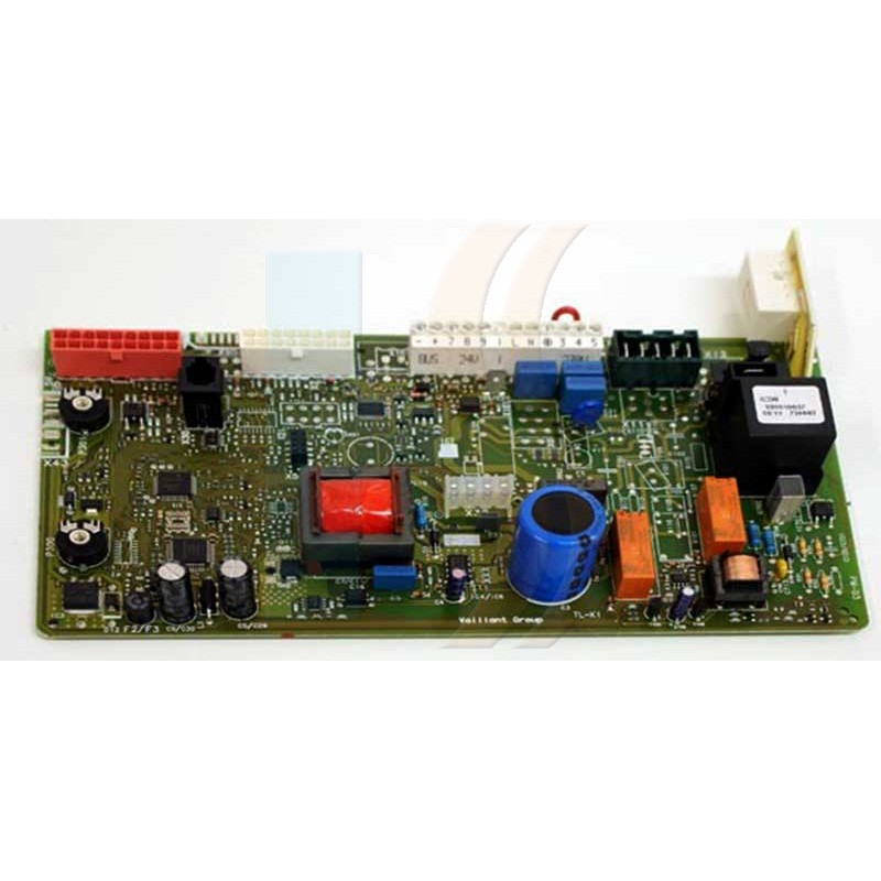 Vaillant 0020132764 Ecotec Seies Printed Circuit Board Pre 2012
