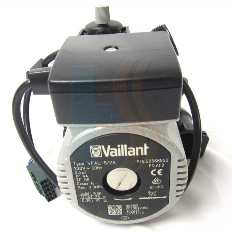 Vaillant 178983 Pump Complete - Genuine Vaillant Part