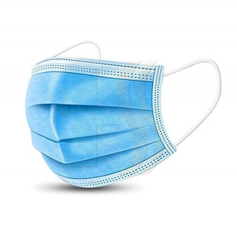 Disposable Face Masks Pack of 10 Face, Mouth and Nose Protection