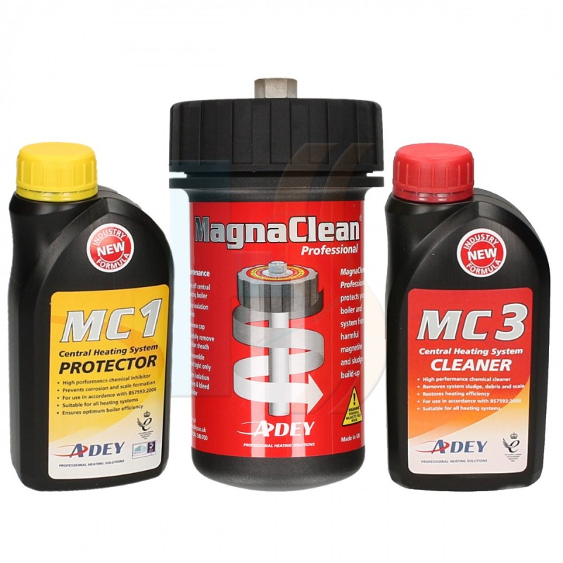 Magnaclean Professional 22mm Magnetic Filter Chemical Pack