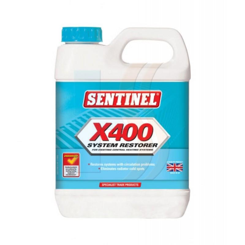 Sentinel X400 Sludge Remover 1 Ltr